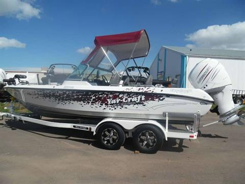 2016 Yar-Craft 219 TFX Arctic Frost Limited Edition in Spearfish, South Dakota