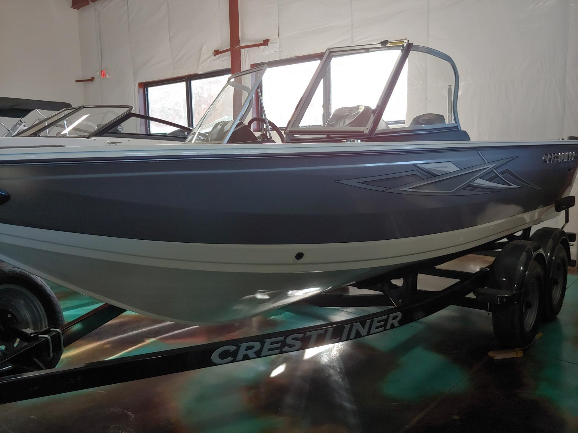 2018 Crestliner 1850 Super Hawk in Spearfish, South Dakota