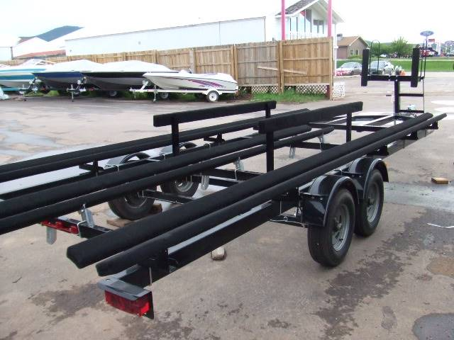 2021 Yacht Club Tandem Axle Pontoon Trailers for 18'-28' pontoons and tri-toons! in Spearfish, South Dakota - Photo 13