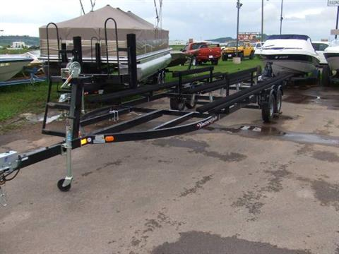 2021 Yacht Club Tandem Axle Pontoon Trailers for 18'-28' pontoons and tri-toons! in Spearfish, South Dakota - Photo 15
