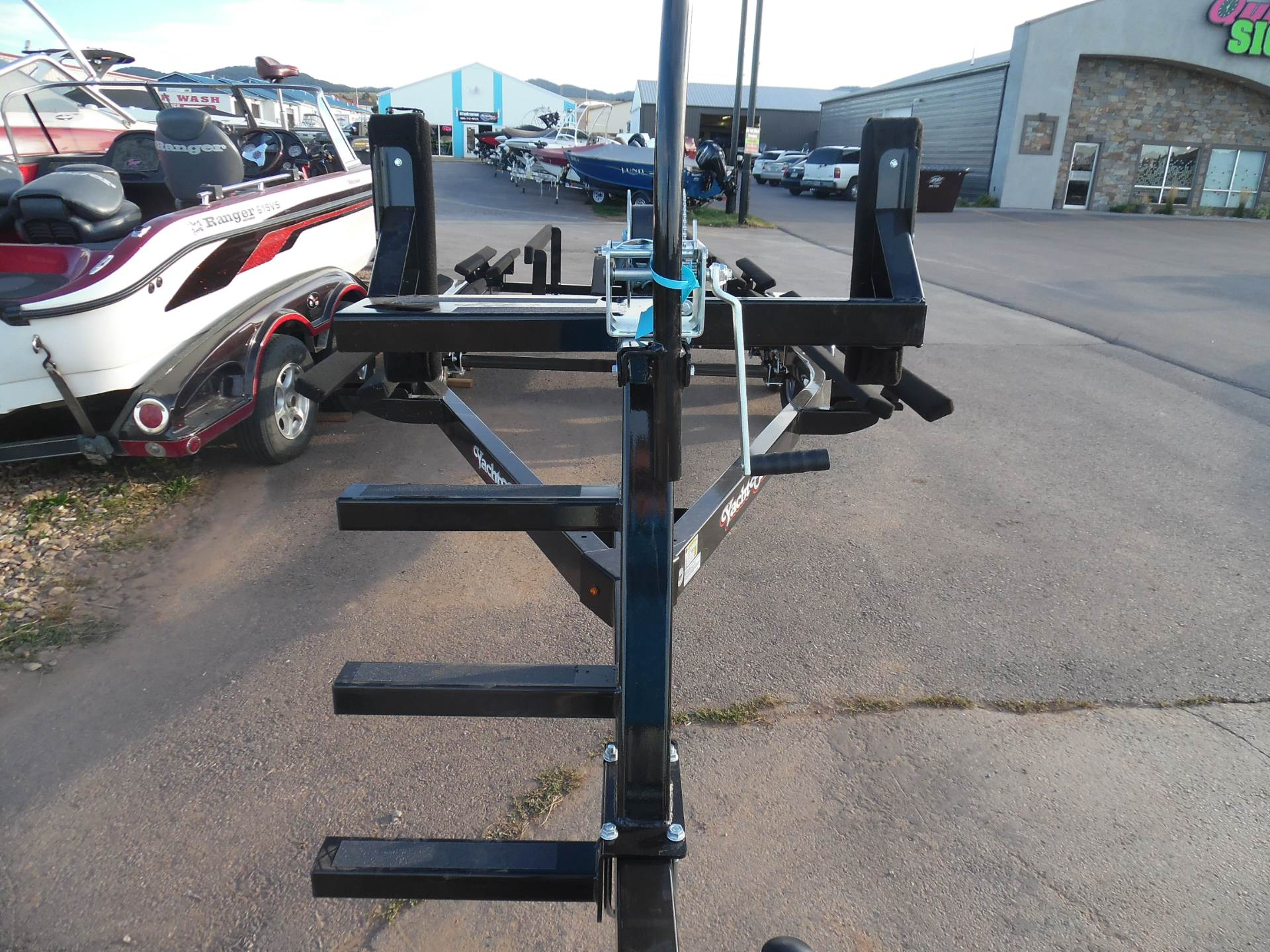 1900 Yacht Club Tandem Axle Pontoon Trailers for 18'-28' pontoons and tri-toons- in stock! in Spearfish, South Dakota - Photo 4