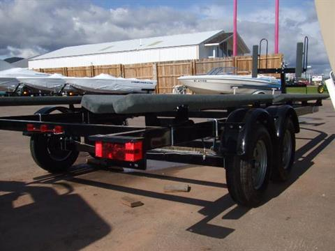 2021 Yacht Club Tandem Axle Pontoon Trailers for 18'-28' pontoons and tri-toons! in Spearfish, South Dakota - Photo 7