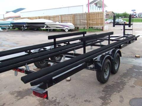 2021 Yacht Club Tandem Axle Pontoon Trailers for 18'-28' pontoons and tri-toons! in Spearfish, South Dakota - Photo 11