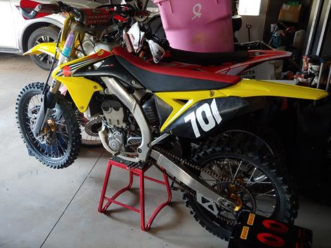 2012 Suzuki RM-Z250 in Spearfish, South Dakota