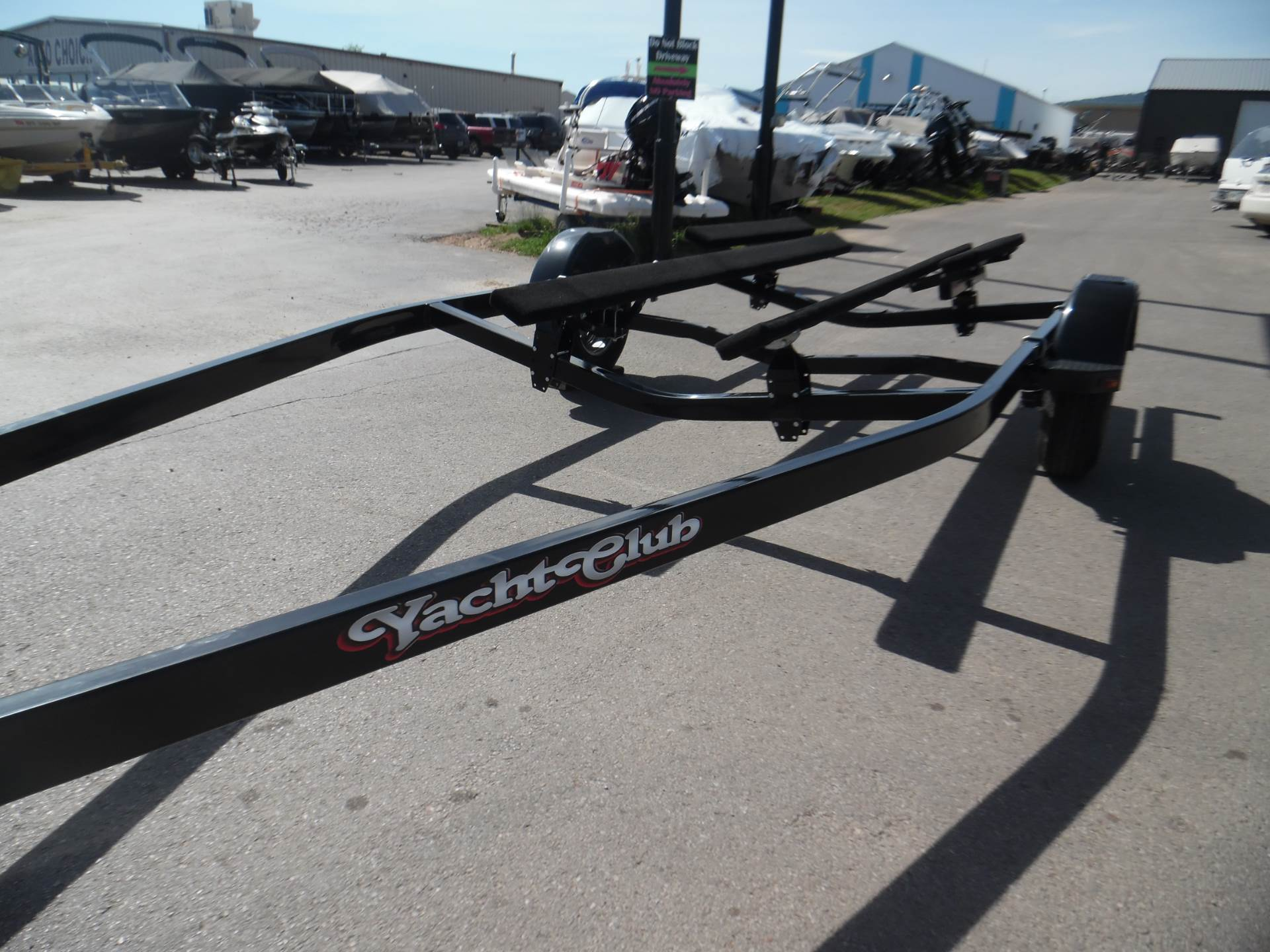 2018 Yacht Club 17.5-19.5' boat trailer in Spearfish, South Dakota - Photo 4