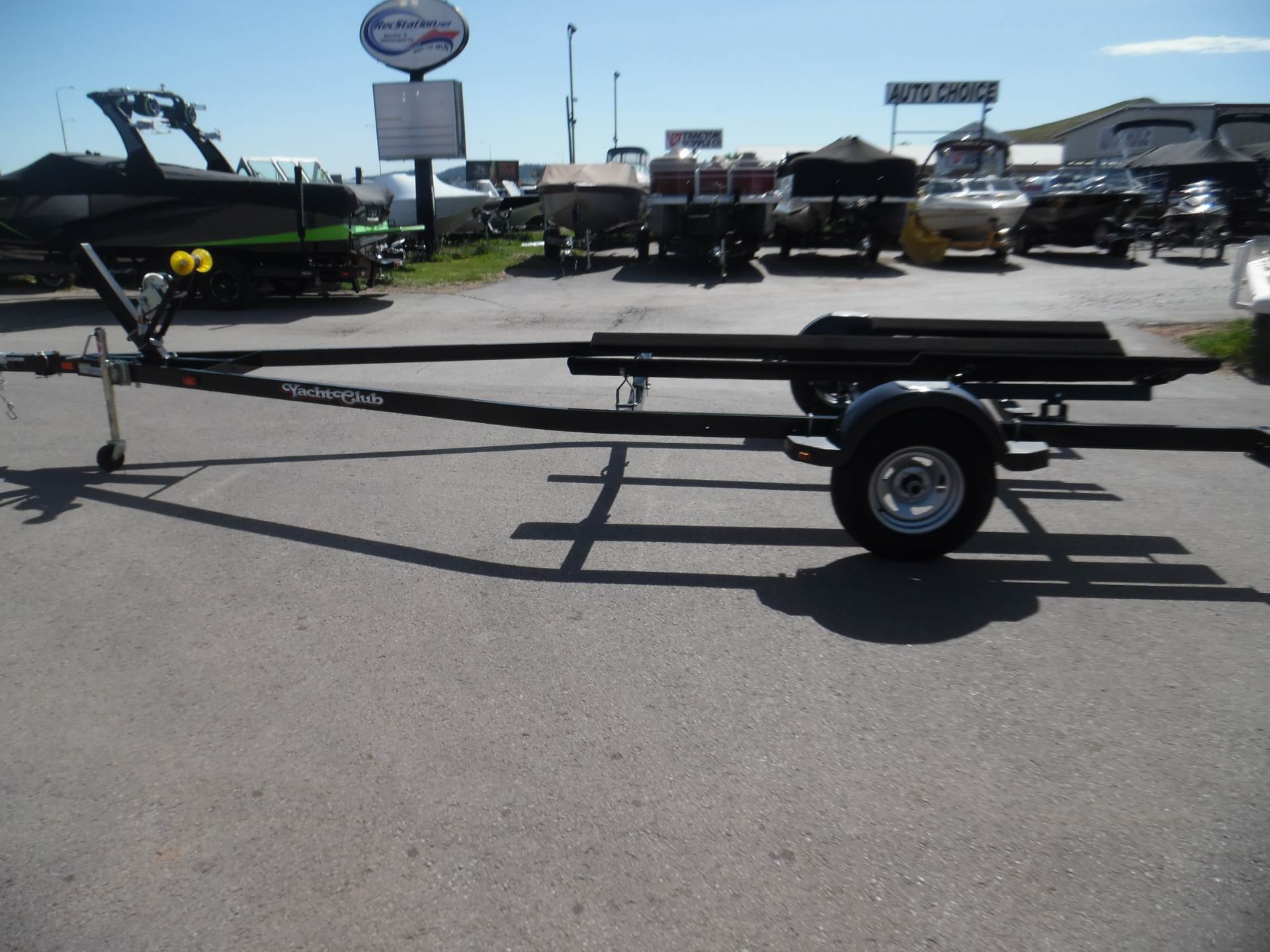 2018 Yacht Club 17.5-19.5' boat trailer in Spearfish, South Dakota - Photo 5