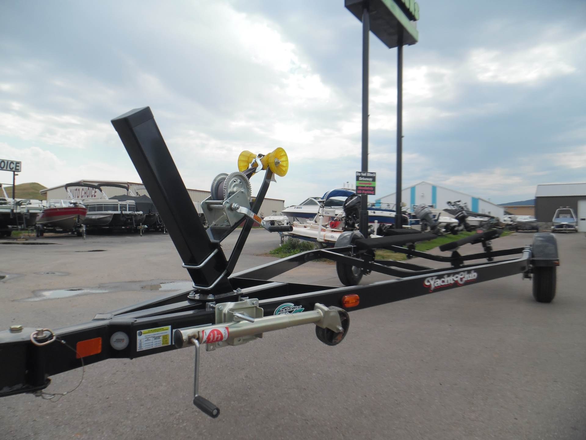 2018 Yacht Club 17.5-19.5' boat trailer in Spearfish, South Dakota - Photo 11