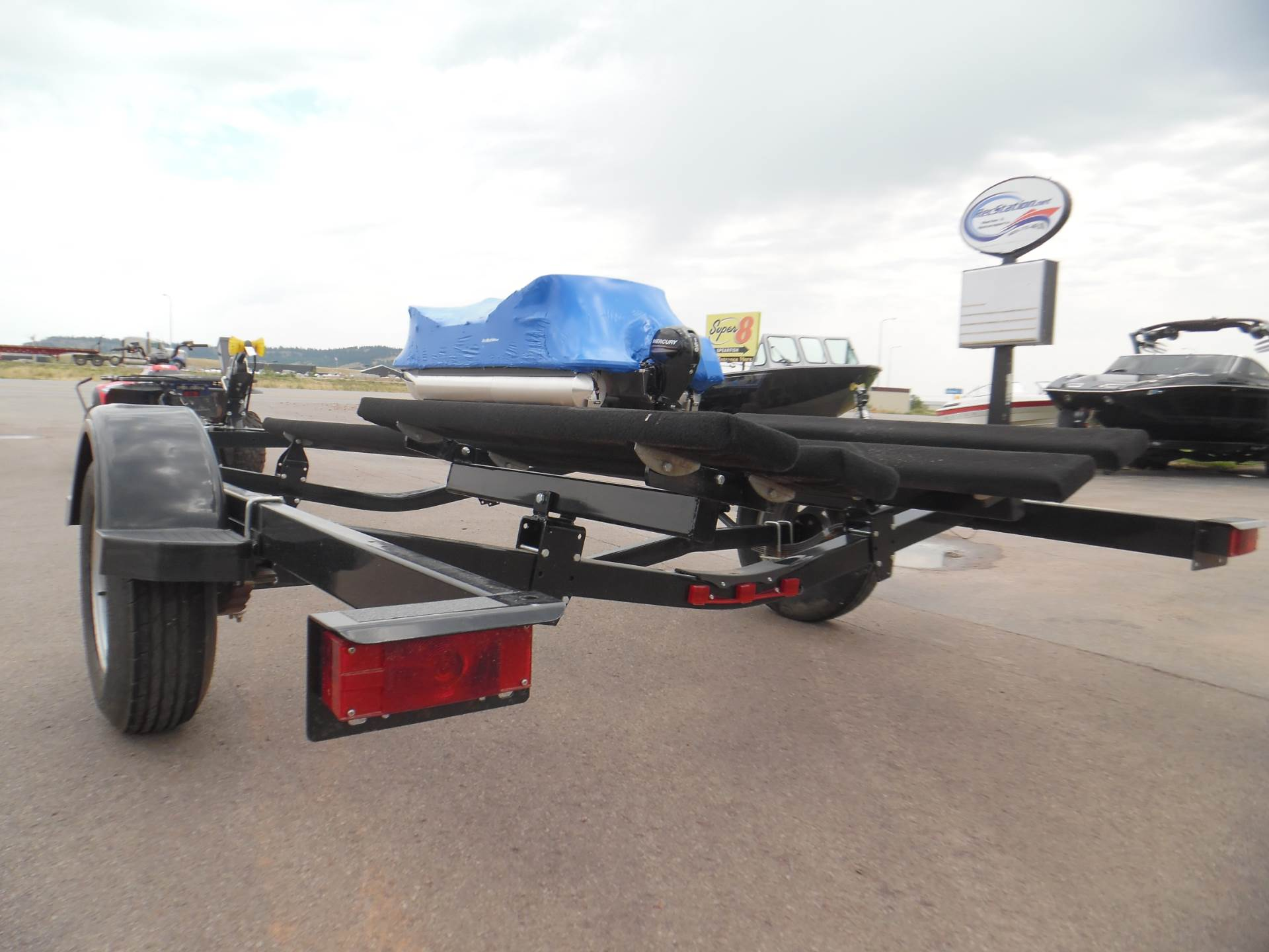 2018 Yacht Club 17.5-19.5' boat trailer in Spearfish, South Dakota - Photo 12