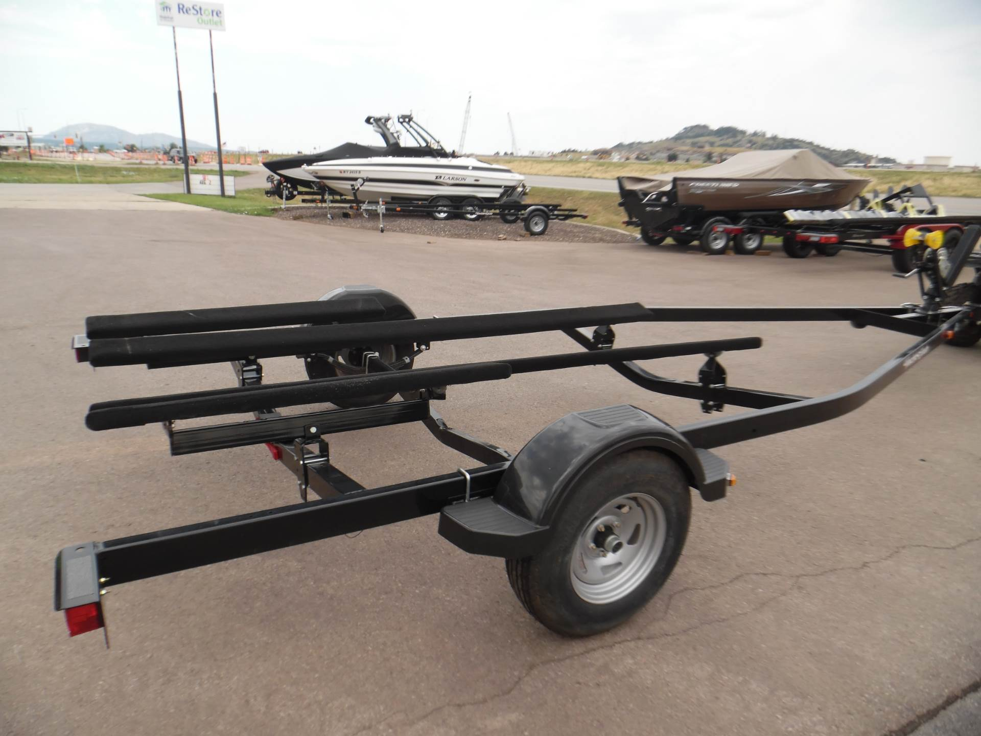 2018 Yacht Club 17.5-19.5' boat trailer in Spearfish, South Dakota