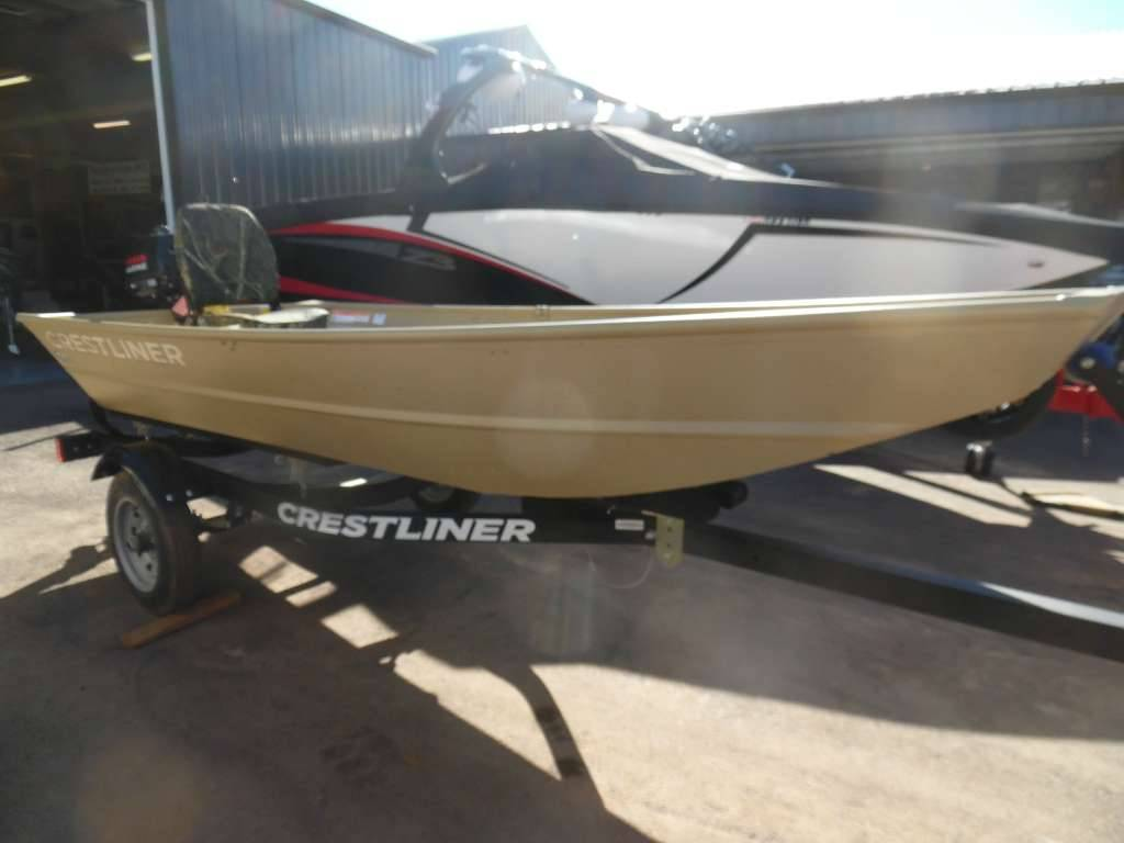 2016 Crestliner 12' Extra-Wide Jon Boat Package in Spearfish, South Dakota - Photo 2
