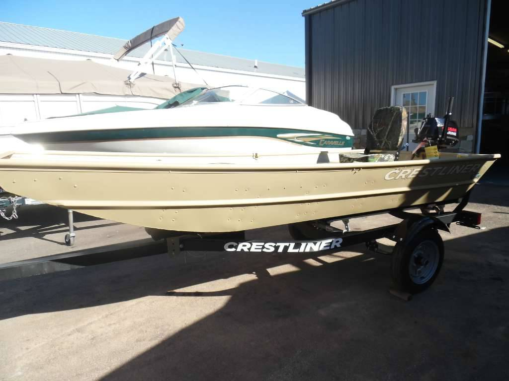 2016 Crestliner 12' Extra-Wide Jon Boat Package in Spearfish, South Dakota - Photo 6