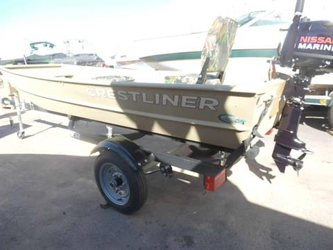 2016 Crestliner 12' Extra-Wide Jon Boat Package in Spearfish, South Dakota - Photo 7