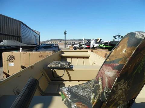 2016 Crestliner 12' Extra-Wide Jon Boat Package in Spearfish, South Dakota - Photo 8
