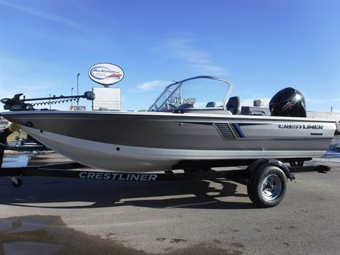 2018 Crestliner 1750 FishHawk in Spearfish, South Dakota