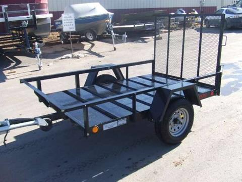 2017 Echo Trailers Single Place ATV in Spearfish, South Dakota