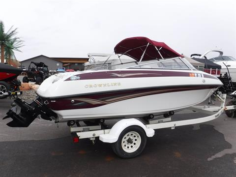 2004 Crownline 180 BR in Spearfish, South Dakota