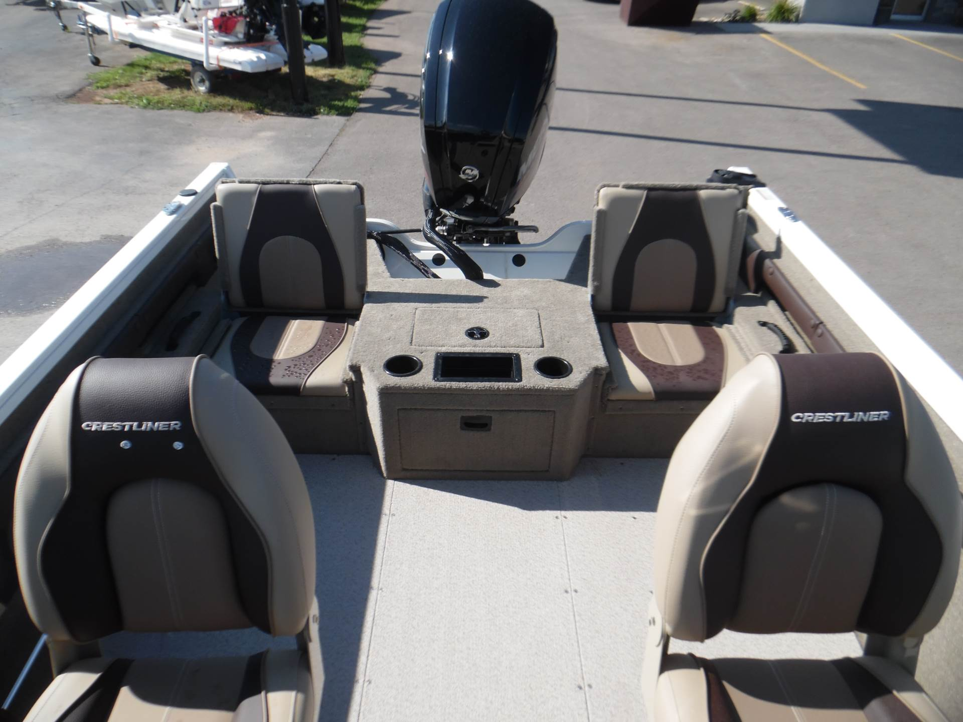 2017 Crestliner 1650 Super Hawk in Spearfish, South Dakota