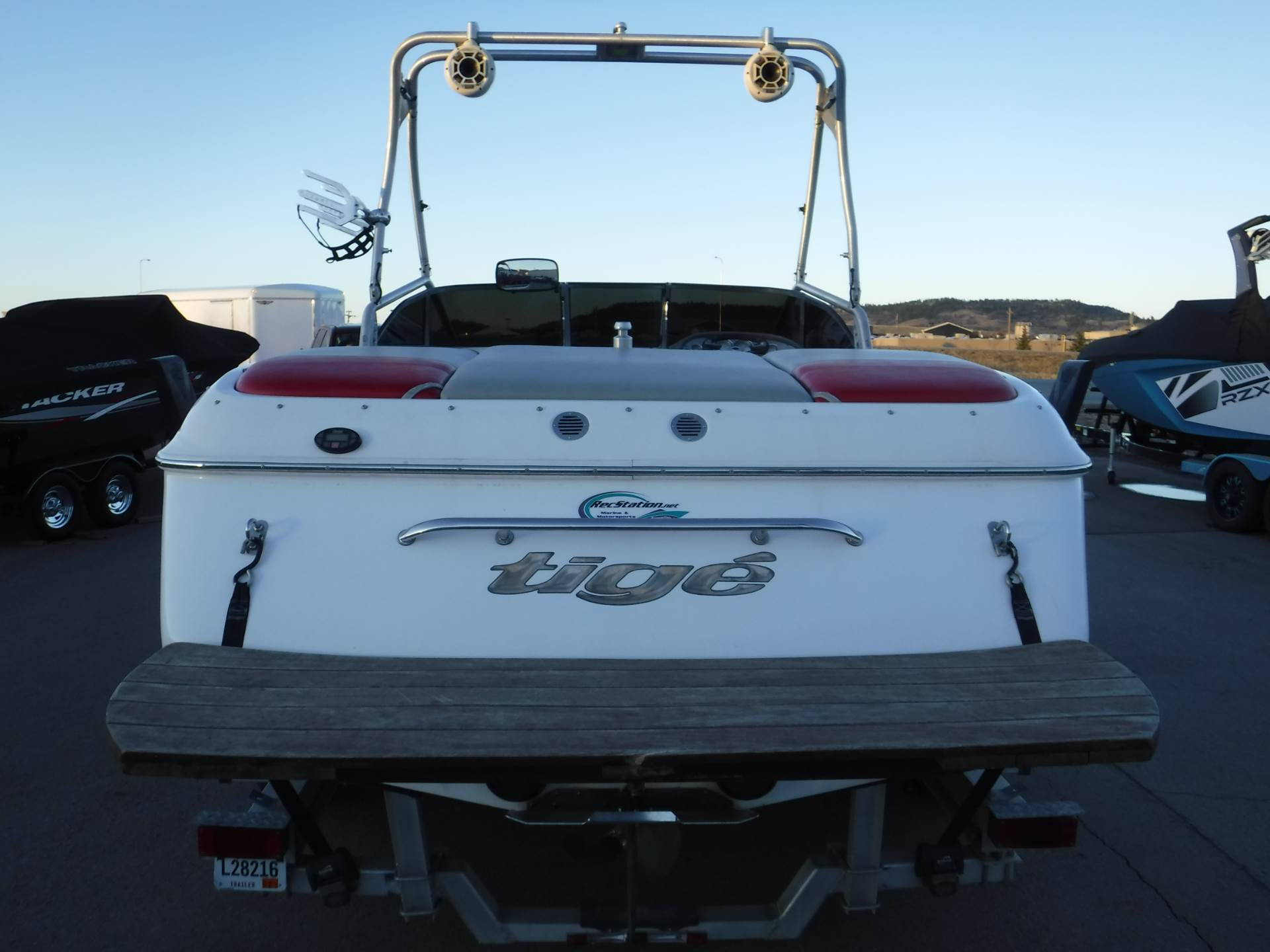 2004 TIGE 22V Limited Edition in Spearfish, South Dakota