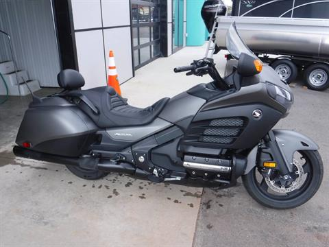 2015 Honda Gold Wing F6B® Deluxe in Spearfish, South Dakota
