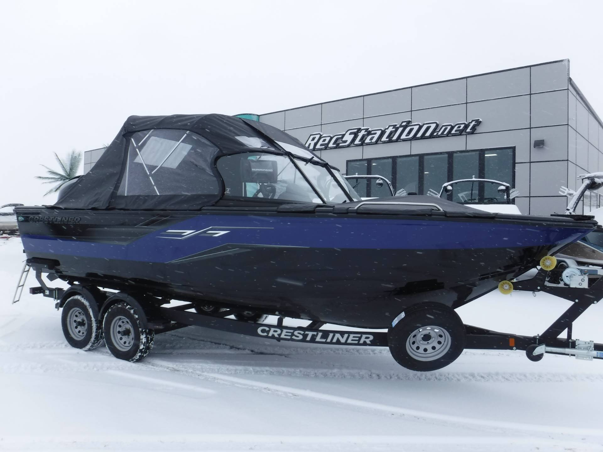 2020 Crestliner 2250 Sportfish in Spearfish, South Dakota - Photo 1