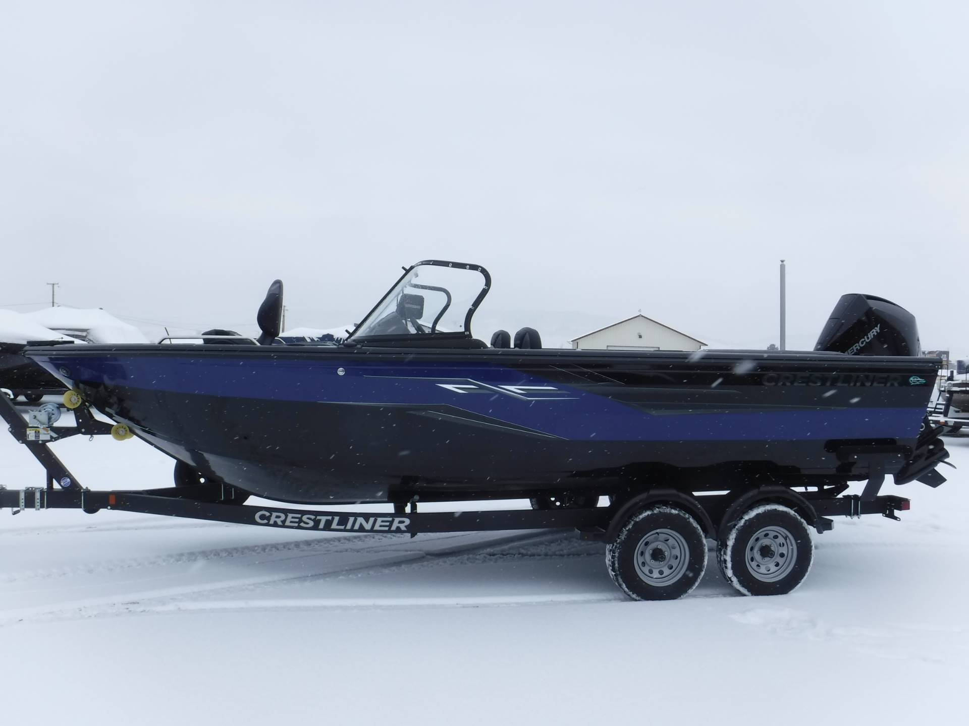 2020 Crestliner 2250 Sportfish in Spearfish, South Dakota - Photo 20