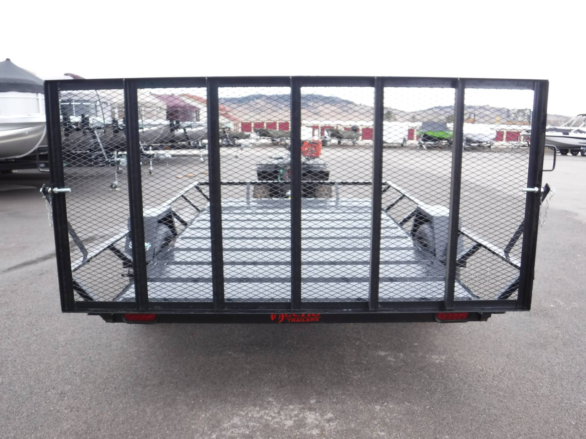 2021 Echo Trailers 2-Place Extra-Width Extra-Length ATV/UTV Trailer in Spearfish, South Dakota - Photo 6
