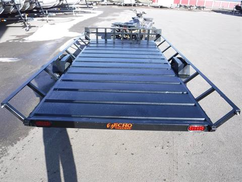 2021 Echo Trailers 2-Place Extra-Width Extra-Length ATV/UTV Trailer in Spearfish, South Dakota - Photo 7