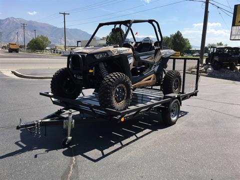 2021 Echo Trailers 2-Place Extra-Width Extra-Length ATV/UTV Trailer in Spearfish, South Dakota - Photo 9