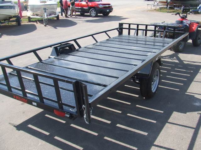 2017 Echo Trailers 3 Place ATV/UTV Trailer in Spearfish, South Dakota - Photo 3