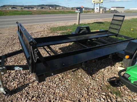 2017 Echo Trailers EUTV 10-13 Ultimate UTV  Trailer in Spearfish, South Dakota