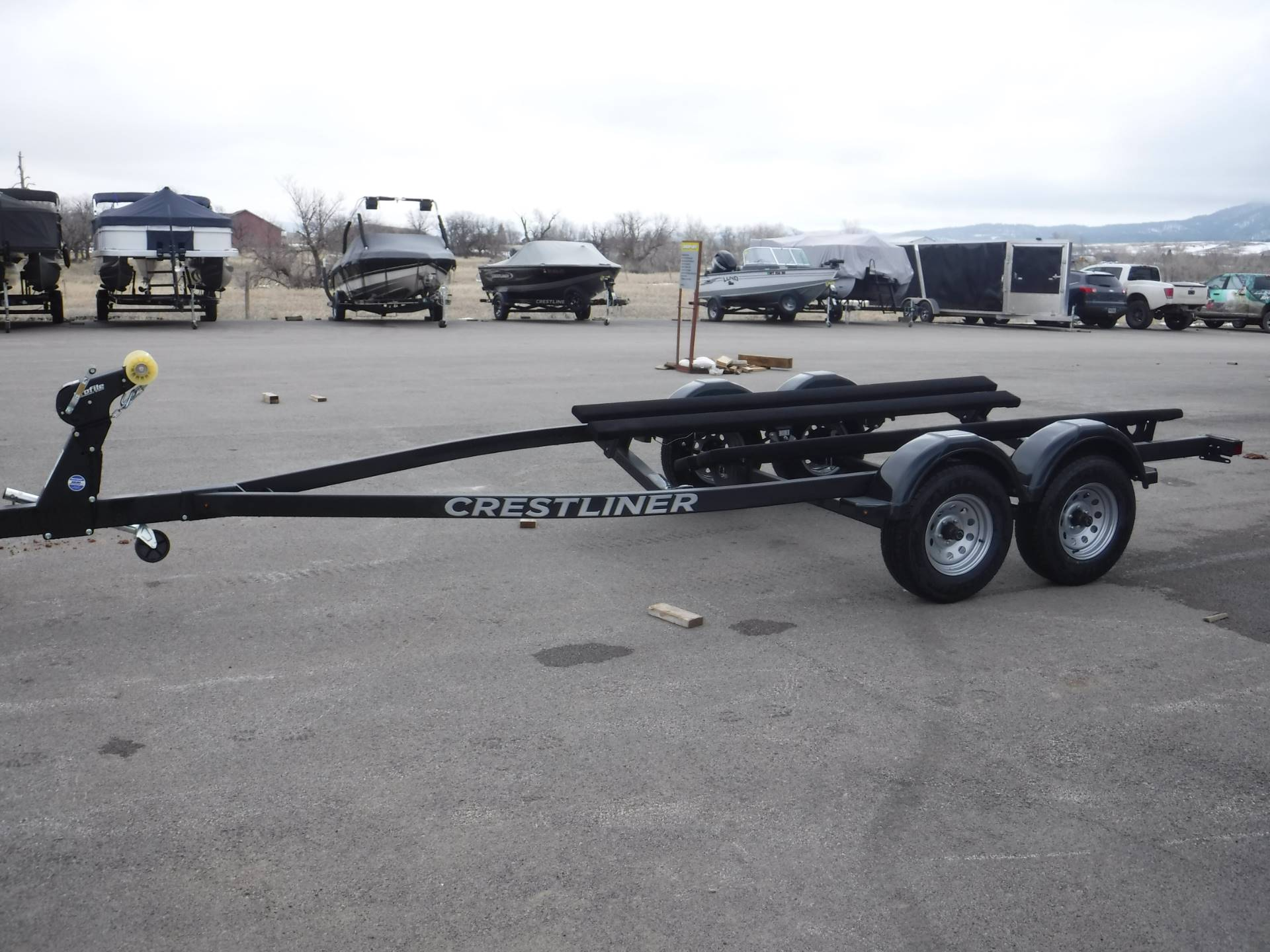 2020 Shoreland'r 17'-20' Tandem Axle Boat Trailer in Spearfish, South Dakota - Photo 4