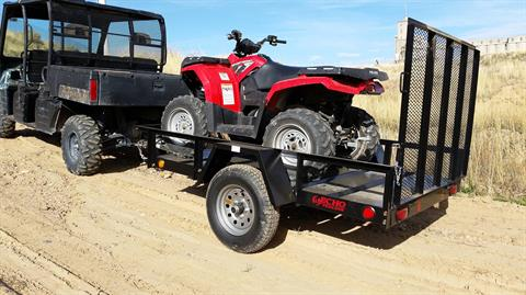 2021 Echo Trailers 1-Place ATV/Lawnmower Trailer in Spearfish, South Dakota - Photo 2
