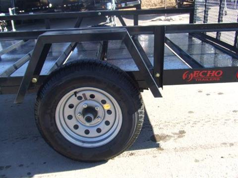 2021 Echo Trailers 1-Place ATV/Lawnmower Trailer in Spearfish, South Dakota - Photo 5