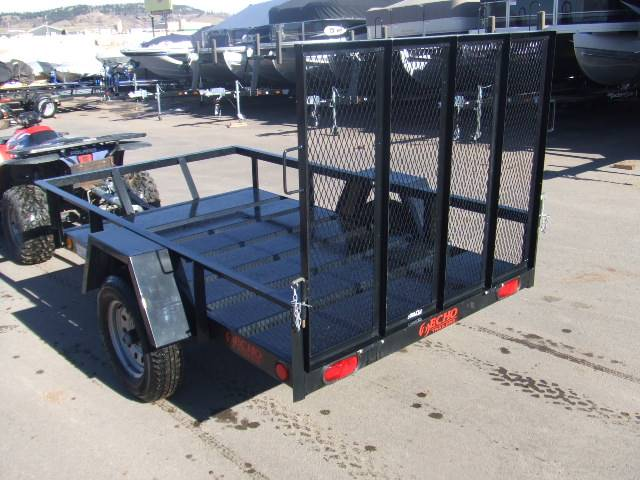 2021 Echo Trailers 1-Place ATV/Lawnmower Trailer in Spearfish, South Dakota - Photo 6