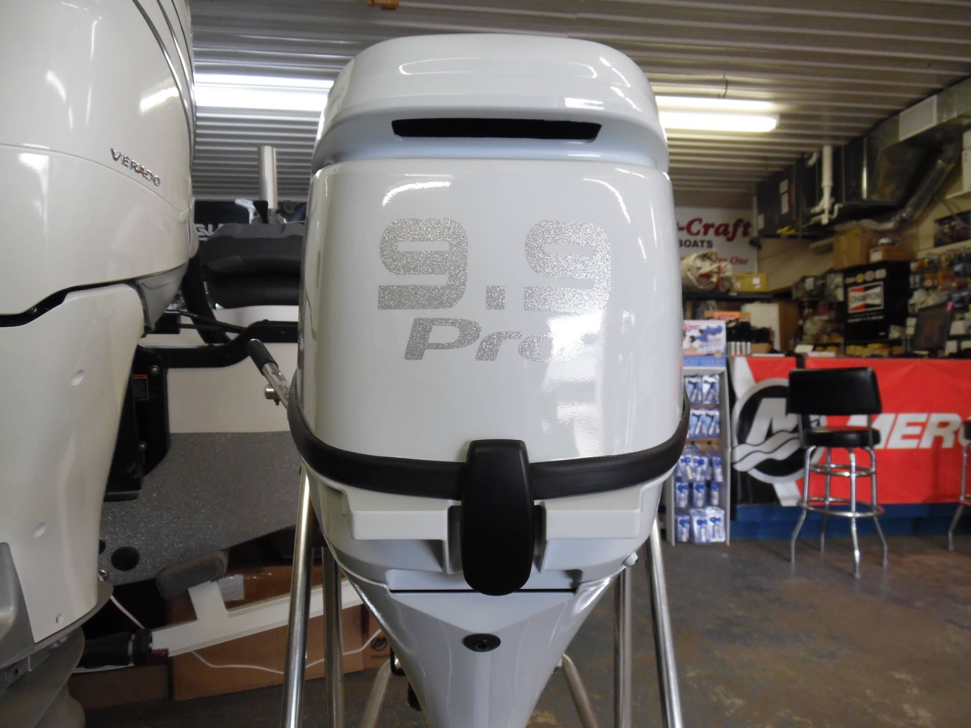 Mercury Marine 9.9ELPT Command Thrust ProKicker FourStroke in Spearfish, South Dakota - Photo 8