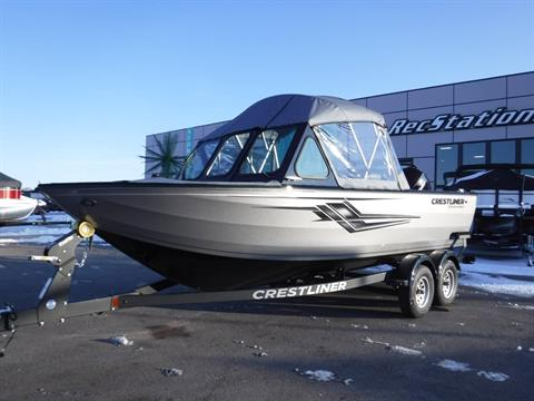 2020 Crestliner 2050 Commander in Spearfish, South Dakota