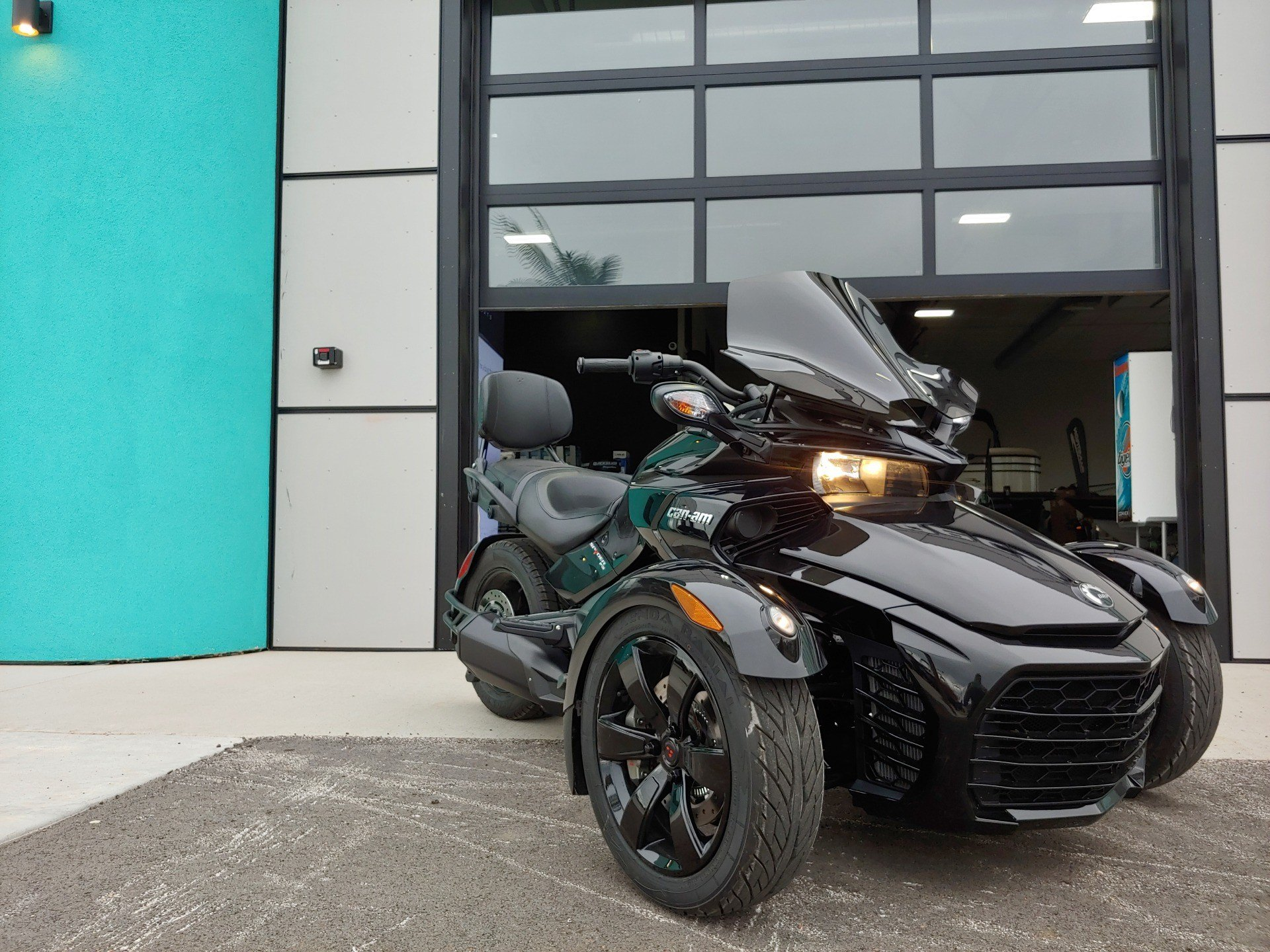 2018 Can-Am Spyder F3-S SE6 in Spearfish, South Dakota - Photo 3