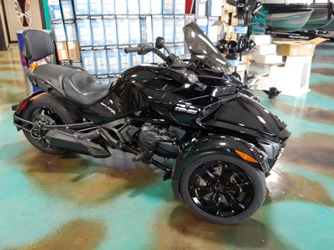 2018 Can-Am Spyder F3-S SE6 in Spearfish, South Dakota - Photo 1