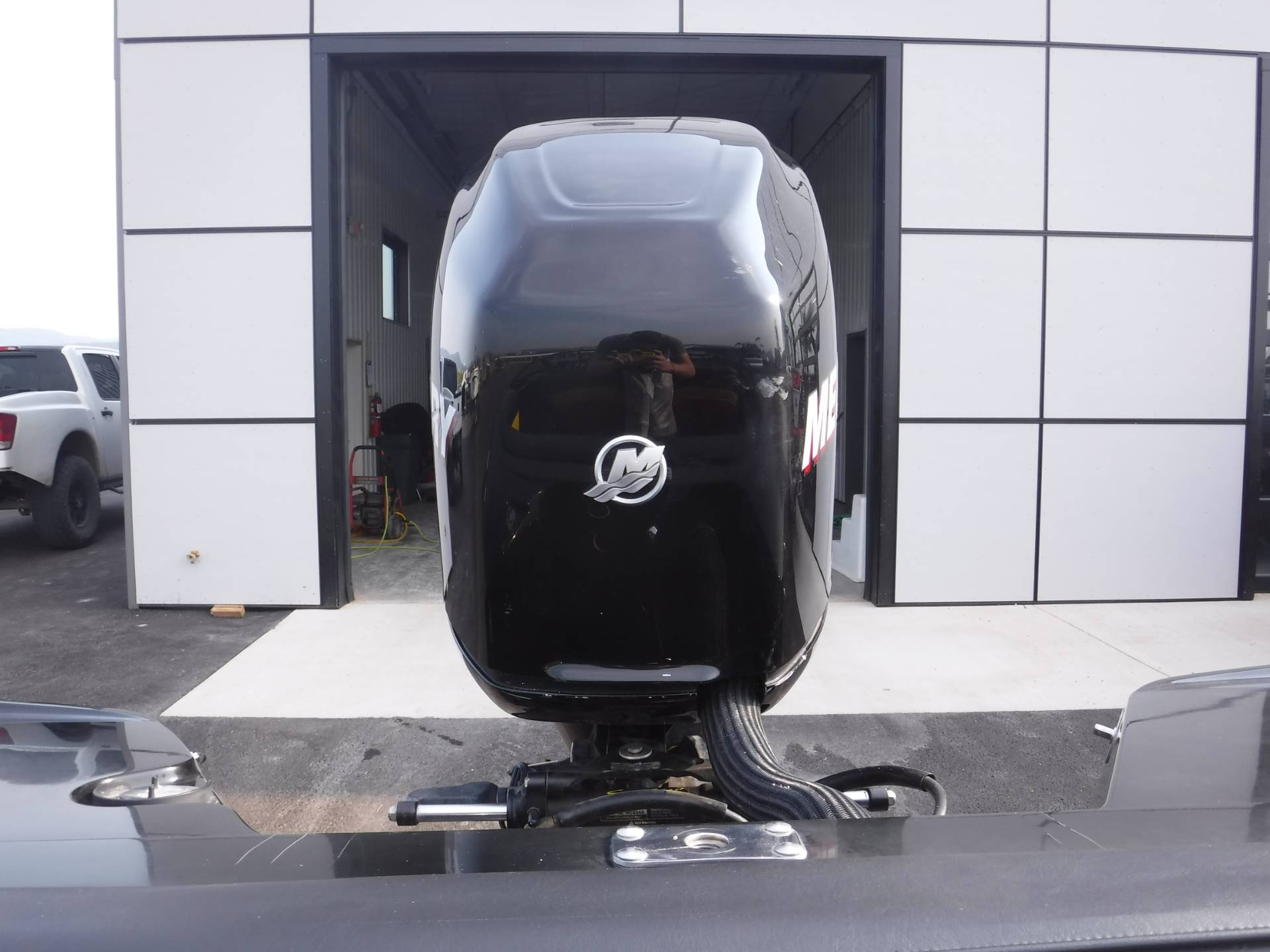 2007 Mercury Marine OptiMax 200 20 in. in Spearfish, South Dakota - Photo 4
