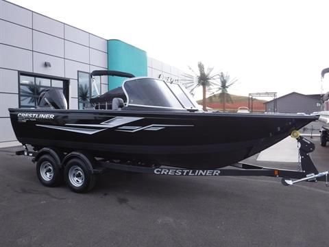 2019 Crestliner 1950 Super Hawk in Spearfish, South Dakota