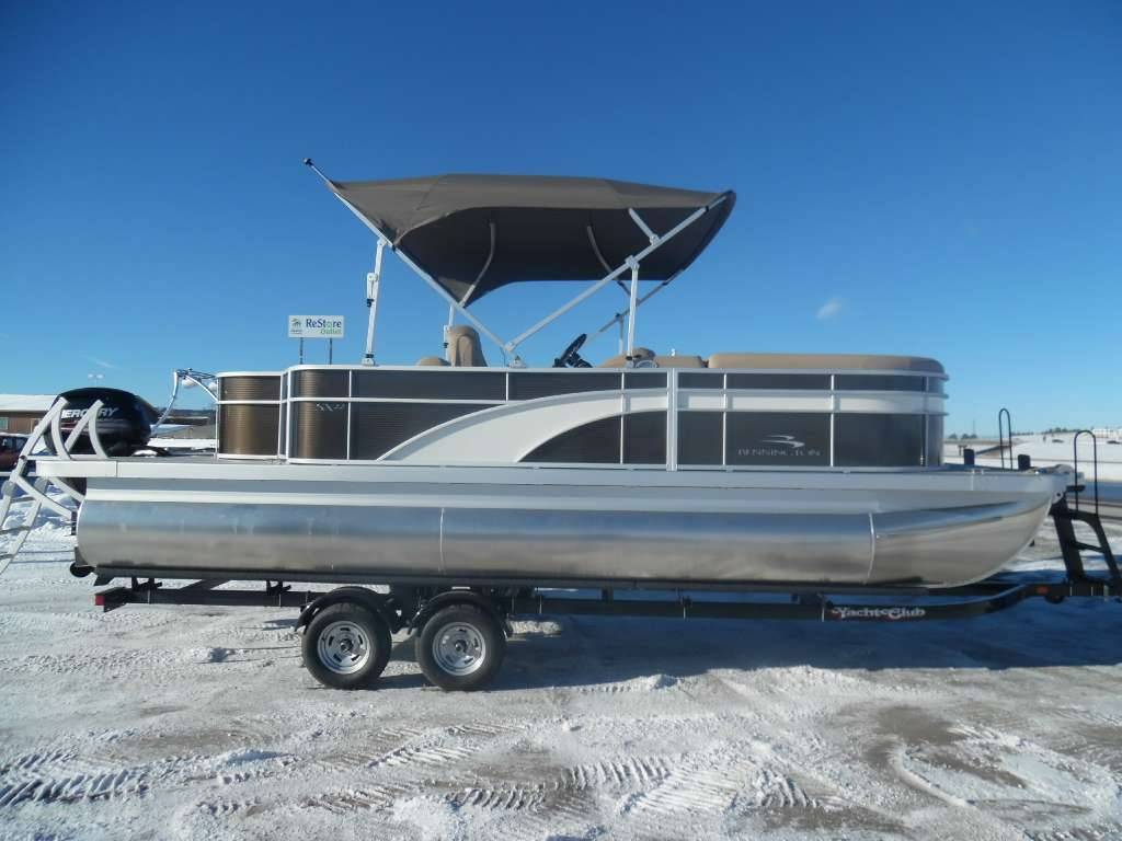 2016 Bennington 22 SSLDX Dinette in Spearfish, South Dakota