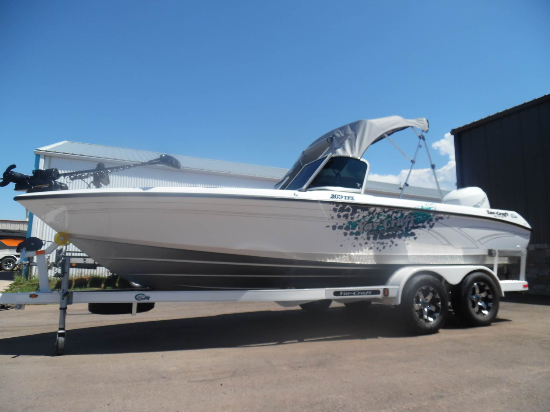 2017 Yar-Craft 209 TFX in Spearfish, South Dakota