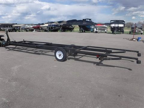 1998 Tidal Wave Trailers 18'-22' Crank Up Pontoon Trailer in Spearfish, South Dakota - Photo 3