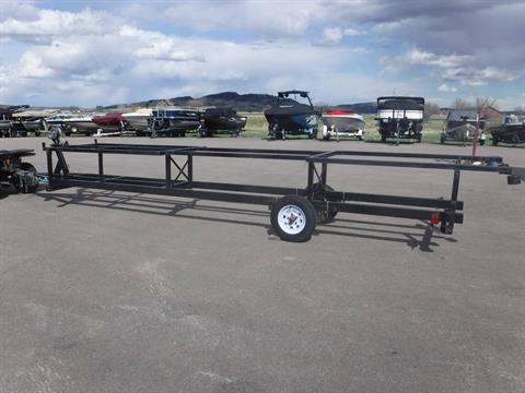 1998 Tidal Wave Trailers 18'-22' Crank Up Pontoon Trailer in Spearfish, South Dakota - Photo 5