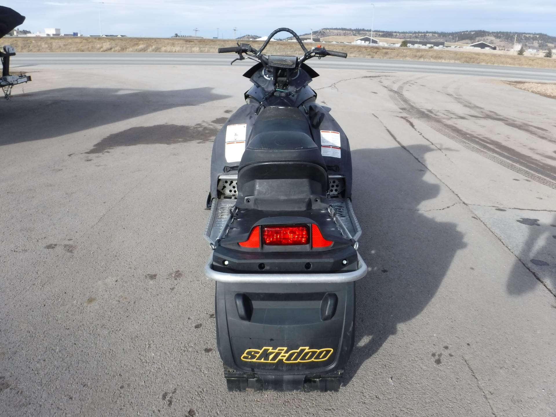 2006 Ski-Doo Summit  X 144 in Spearfish, South Dakota