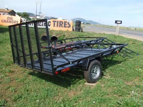 2017 Echo Trailers 2 Place ATV/ 1 Place UTV in Spearfish, South Dakota