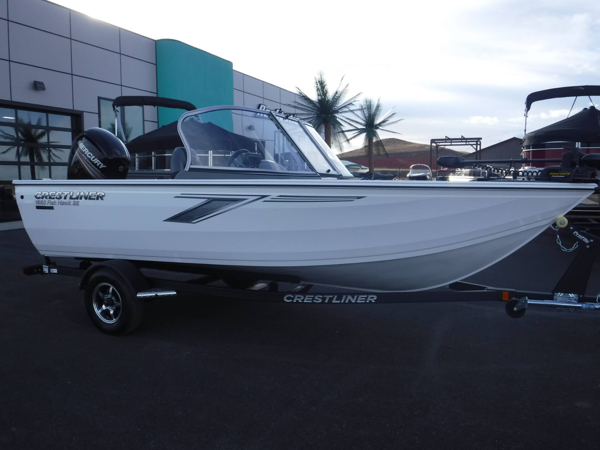 2019 Crestliner 1650 Fish Hawk in Spearfish, South Dakota - Photo 2