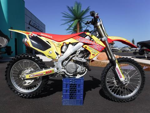2010 Honda CRF®450R in Spearfish, South Dakota