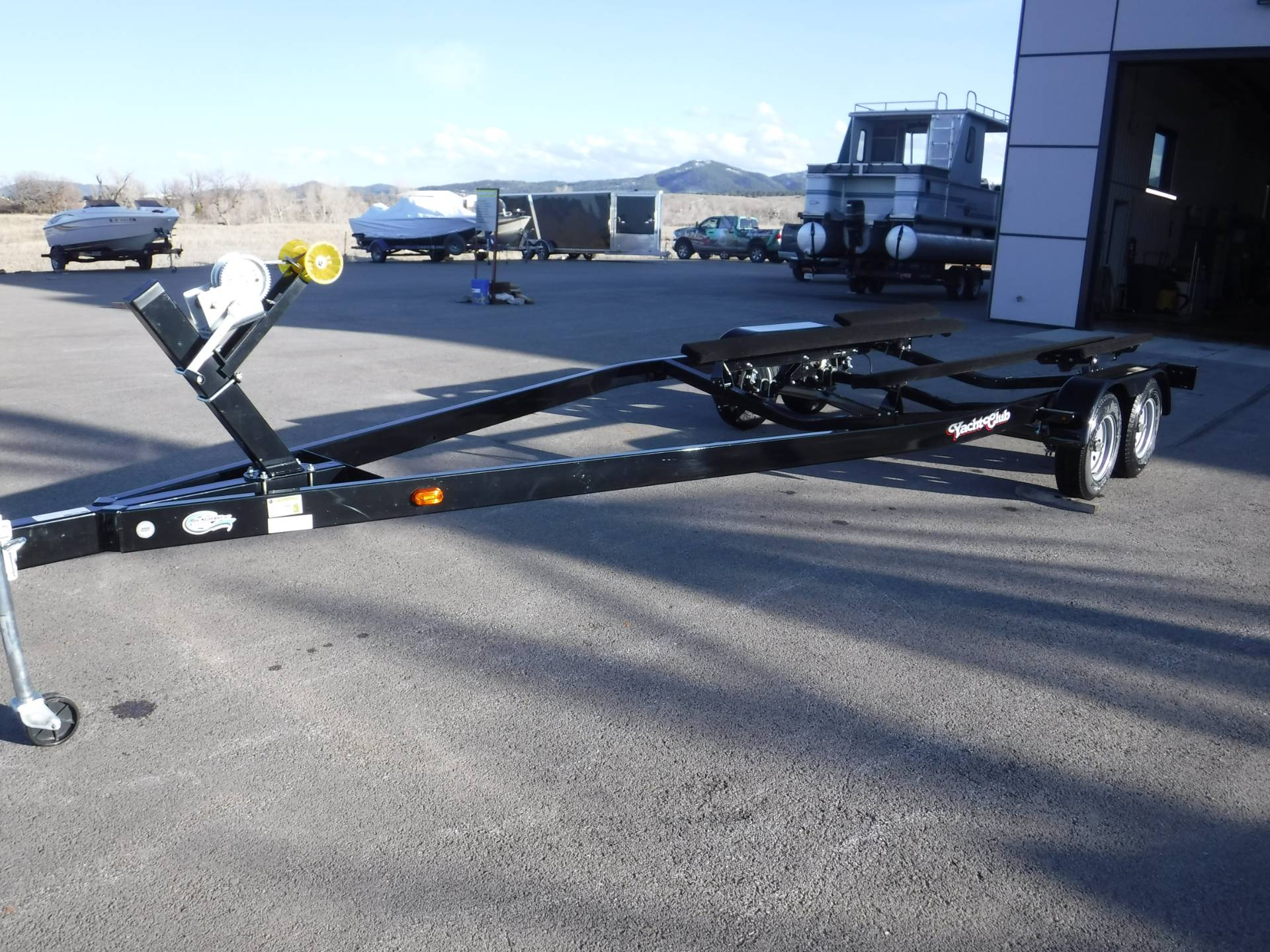 2021 Yacht Club 18-20.5' Tandem Axle Boat Trailer in Spearfish, South Dakota - Photo 23