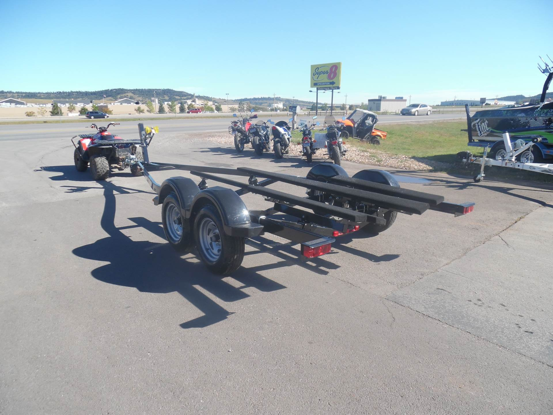 2021 Yacht Club 18-20.5' Tandem Axle Boat Trailer in Spearfish, South Dakota - Photo 9